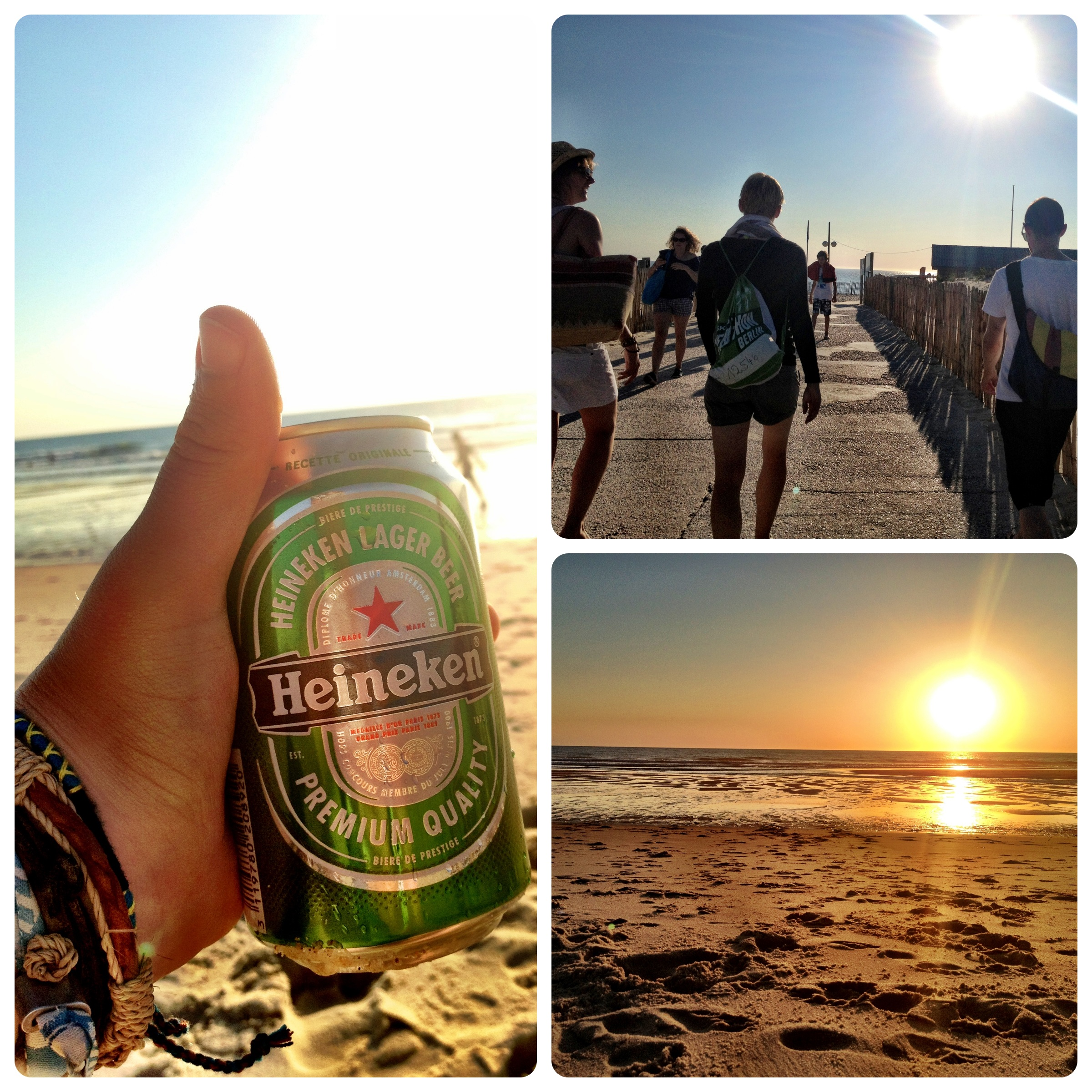 Carcans Plage WE ARE RECKLESS