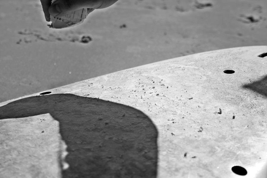Surf wax Izzi Reckless