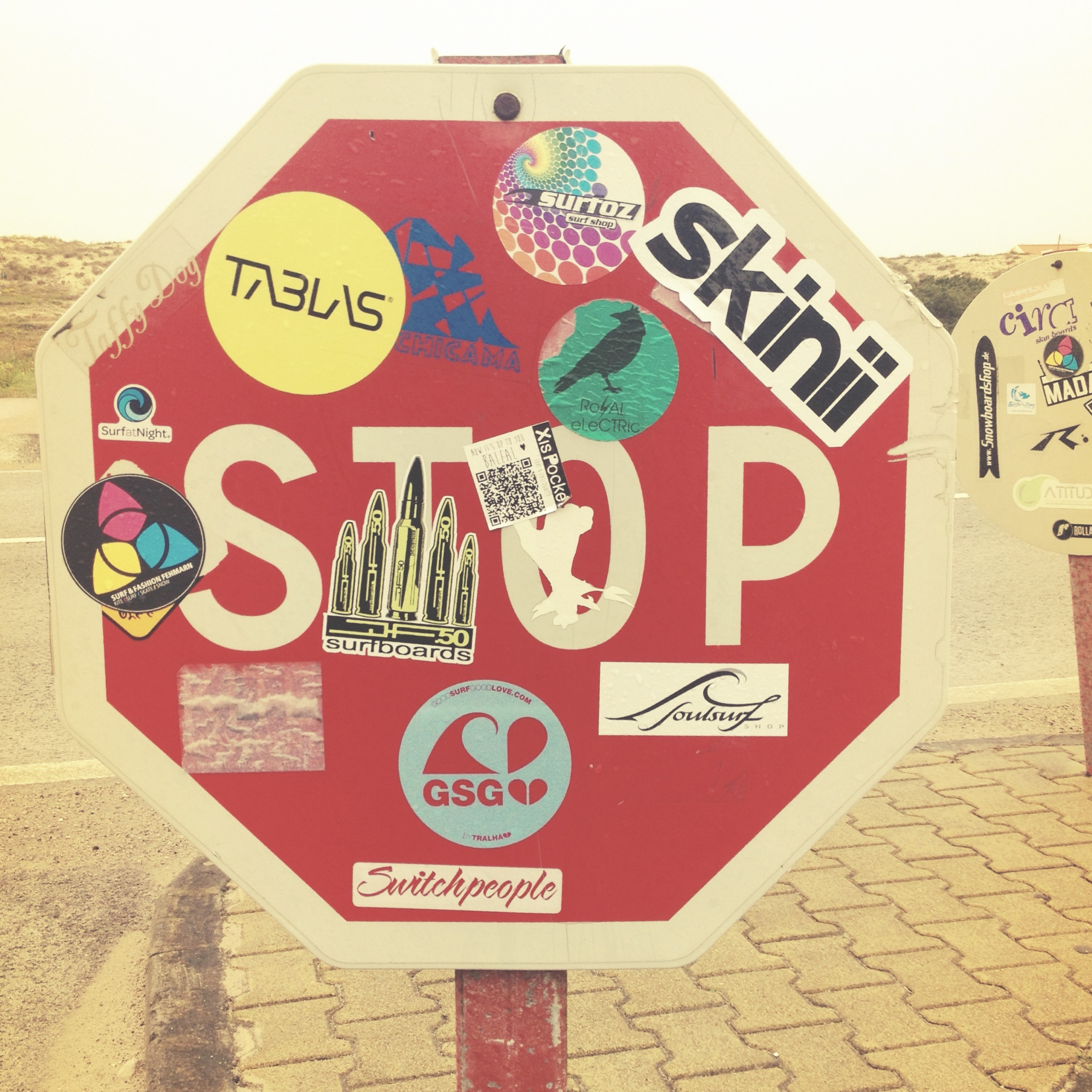 Stop Surf WE ARE RECKLESS