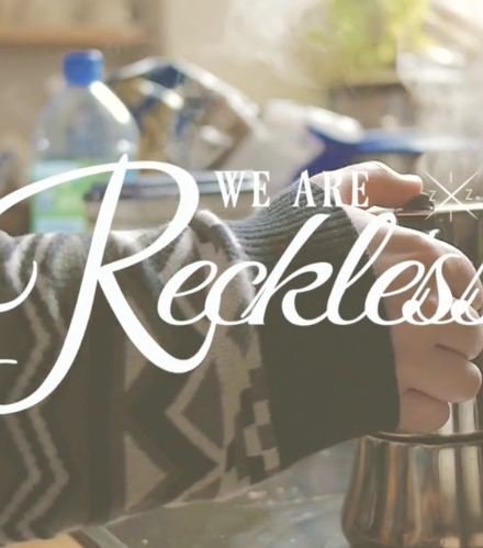 WE ARE RECKLESS // SMMR CØLLEC. 2014 – TEASER
