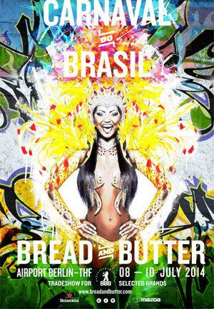 BREAD & BUTTER 2014